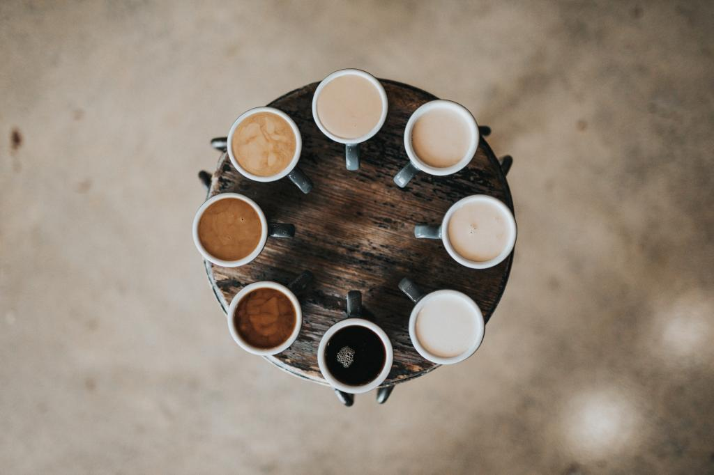 COFFEE IMPROVES OUR PRODUCTIVITY