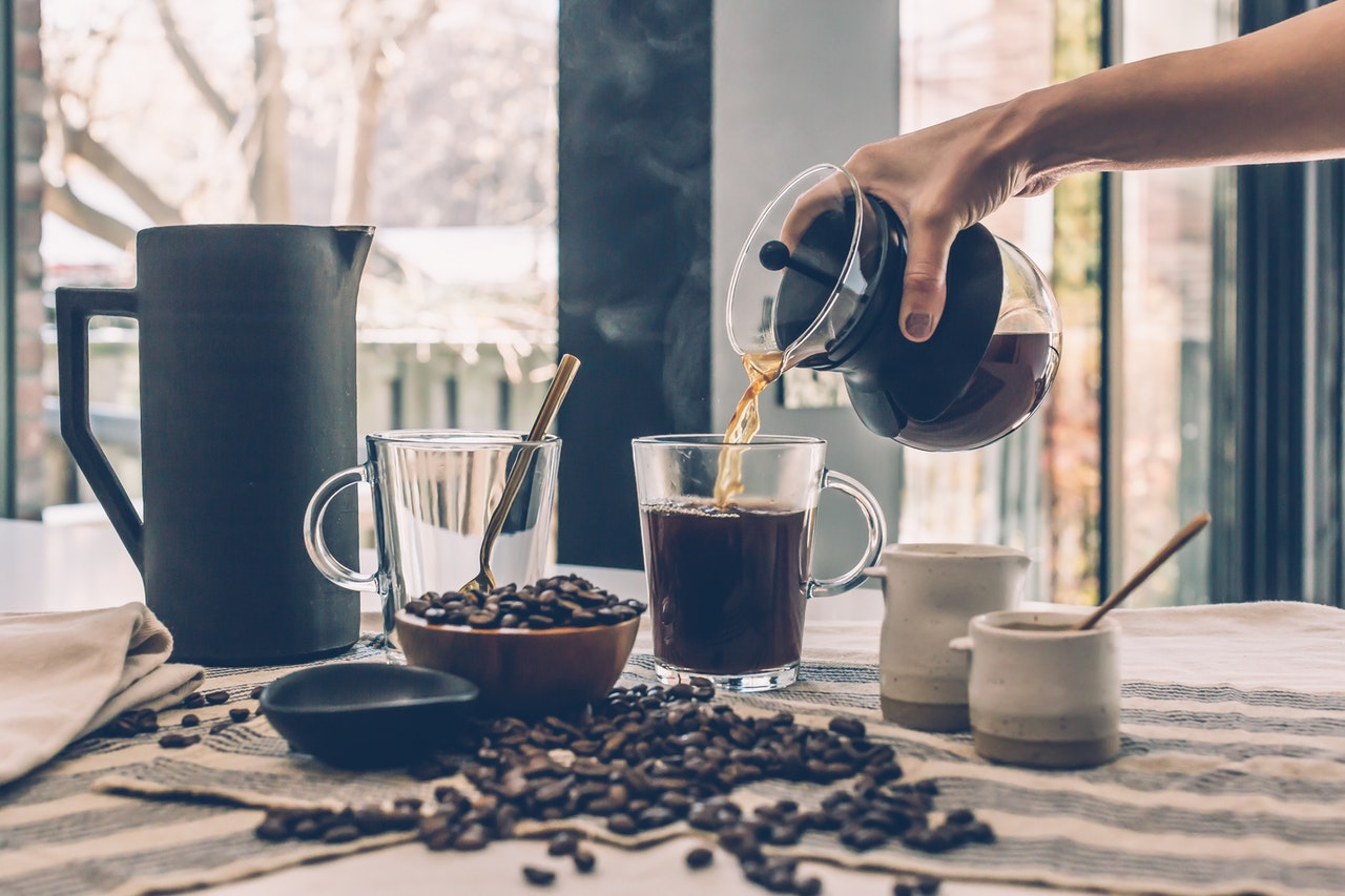 Creating a Coffee Shop Atmosphere at Home