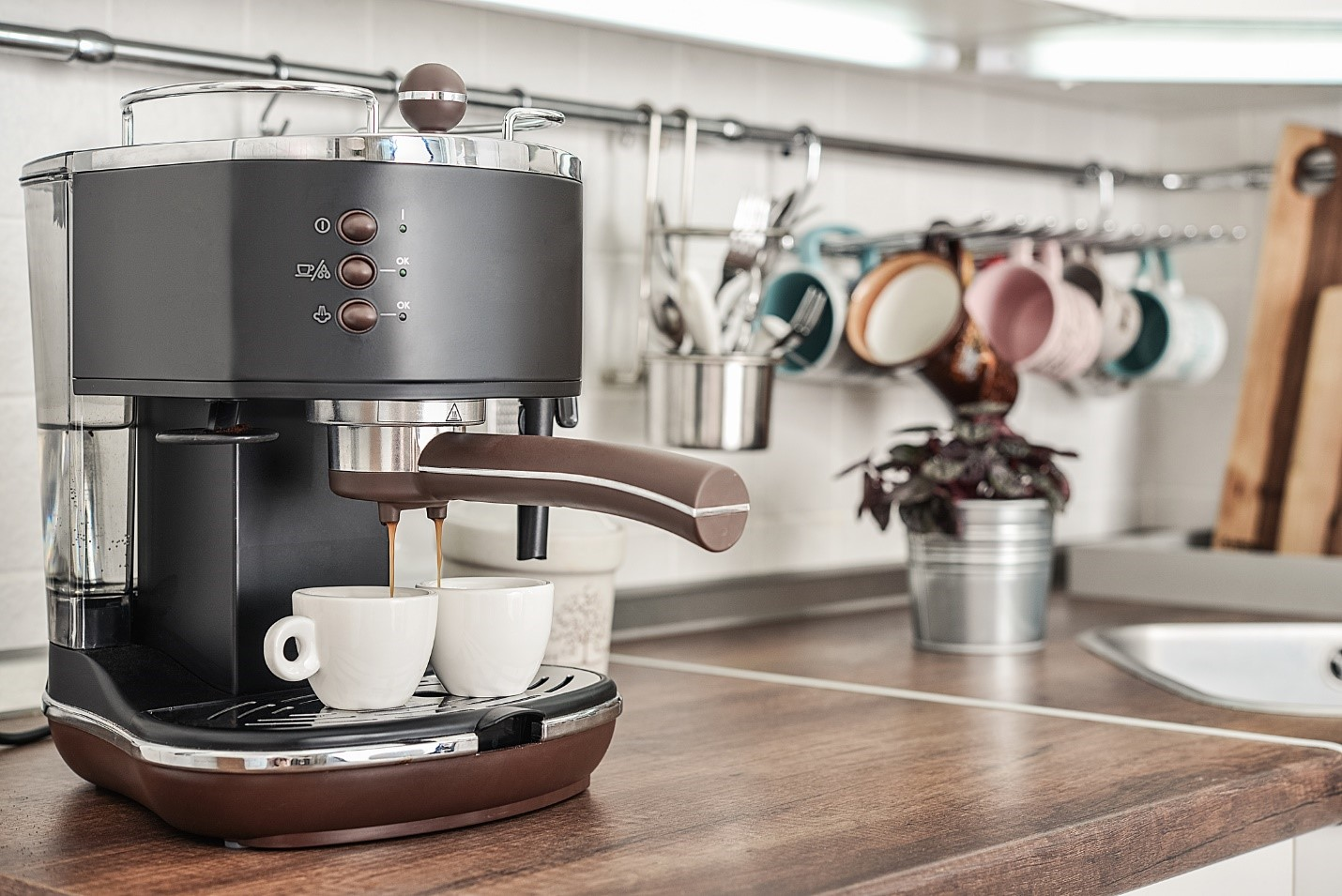 HOW TO USE ALL-IN-ONE COFFEE MACHINE