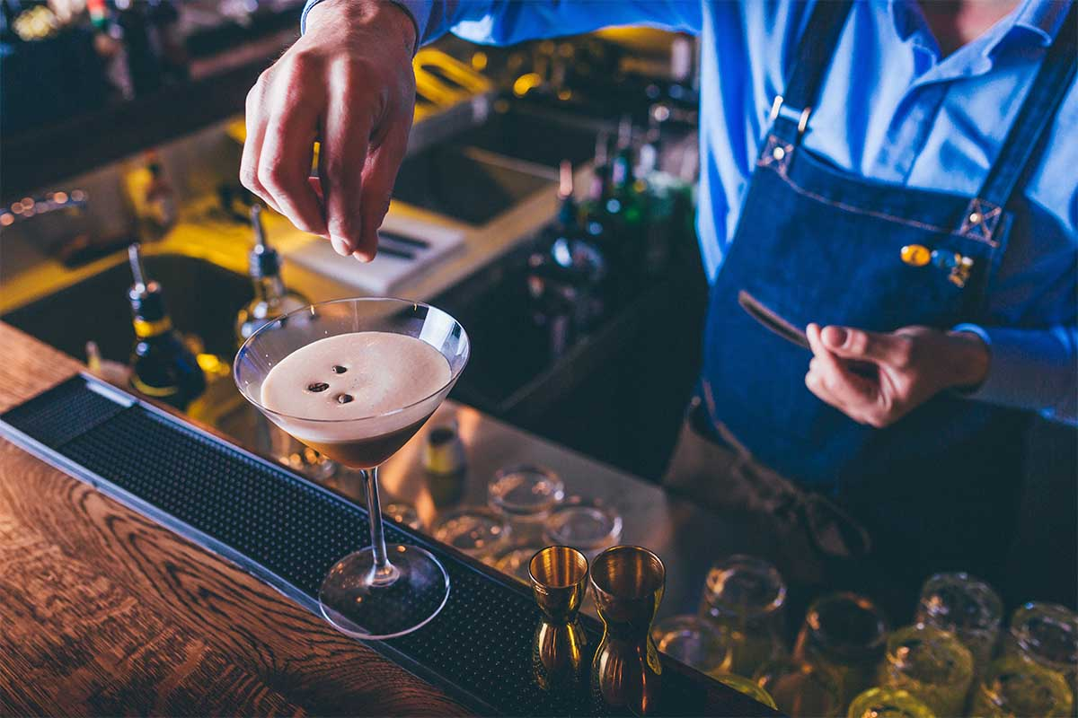 Espresso martini – the hottest drink on the planet